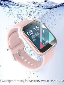 Electronic Watch Sport-Wristwatch Calorie Smart Fashion Women Luxury LIGE Blood-Pressure