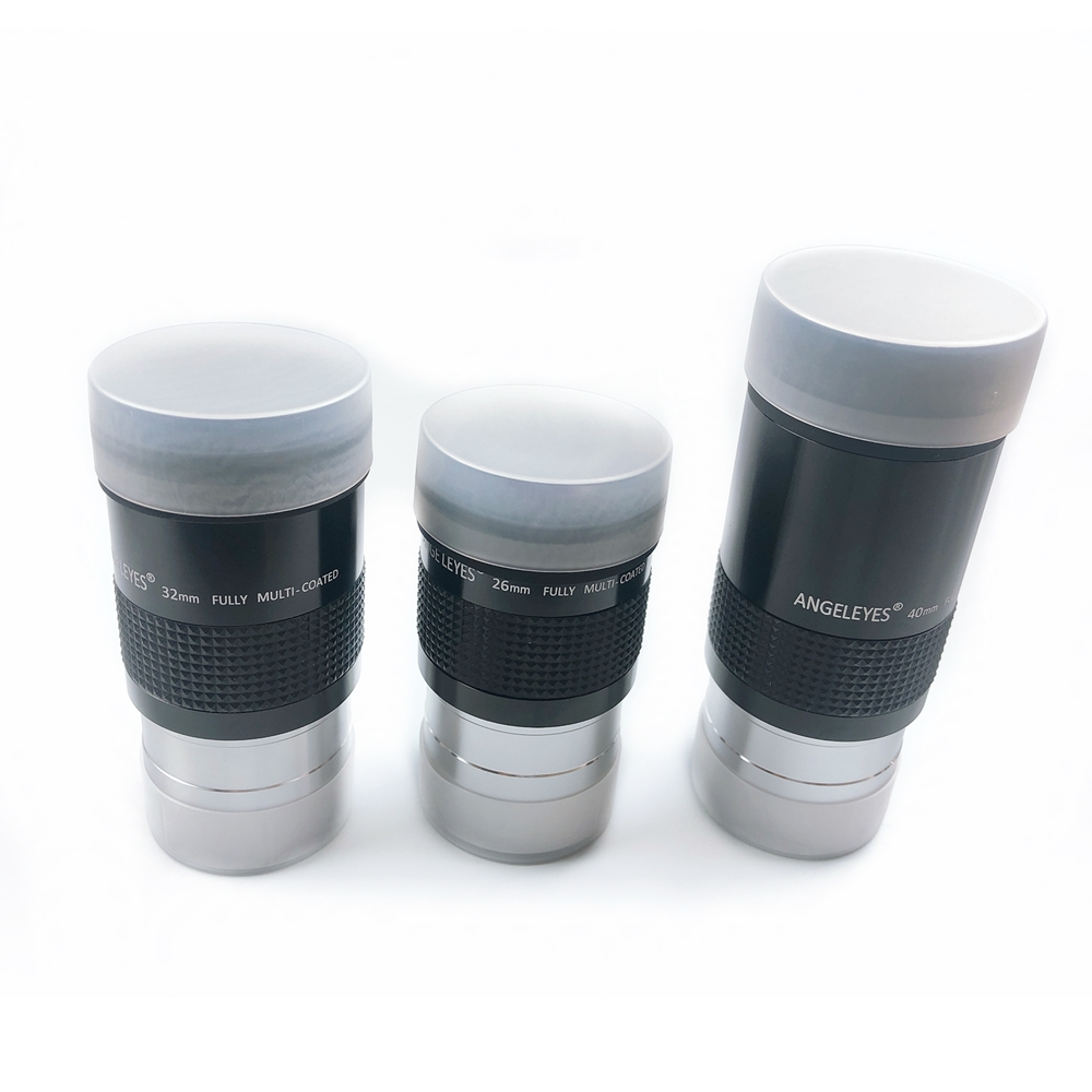 Angeleyes 2 Inches 26mm 32mm 40mm Eyepiece Telescope Accessories Multi-layer Coating AngelMM