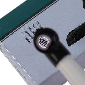 Image 2 - Otoscopio médico oftalmoscopio, lápiz de aumento, para diagnóstico de oreja, nariz, garganta, juego clínico, limpiador de oídos