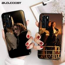 Kenzoe Titanic movie rose and jack Phone Case for huawei p30 lite pro p20 lite p10 p smart plus z 2019 2018 cover(China)