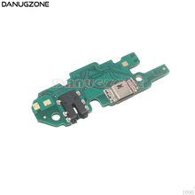 10 teile/los Für Samsung Galaxy A10 A105 A105F SM 105F USB Lade Dock Jack Steckdose Port Connector Aufladen Bord Flex kabel