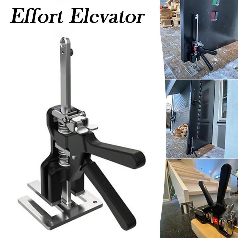 Arbeidsbesparende Arm Deur Reparatie Anti Slip Hand Tool Hoogte Precisie Locator Muur Leveling Lifting Tool 1
