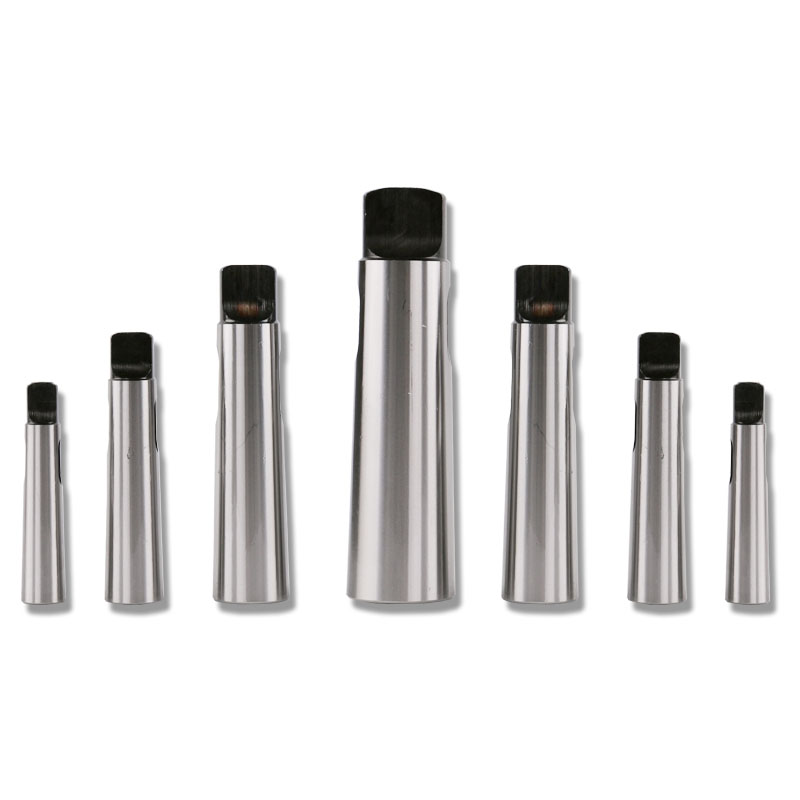 1pcs MT0/MT1/MT2/MT3 Morse Taper Reducing Sleeve Adapter Reduction Drill Chuck Sleeve Flat Head Drill Bushing
