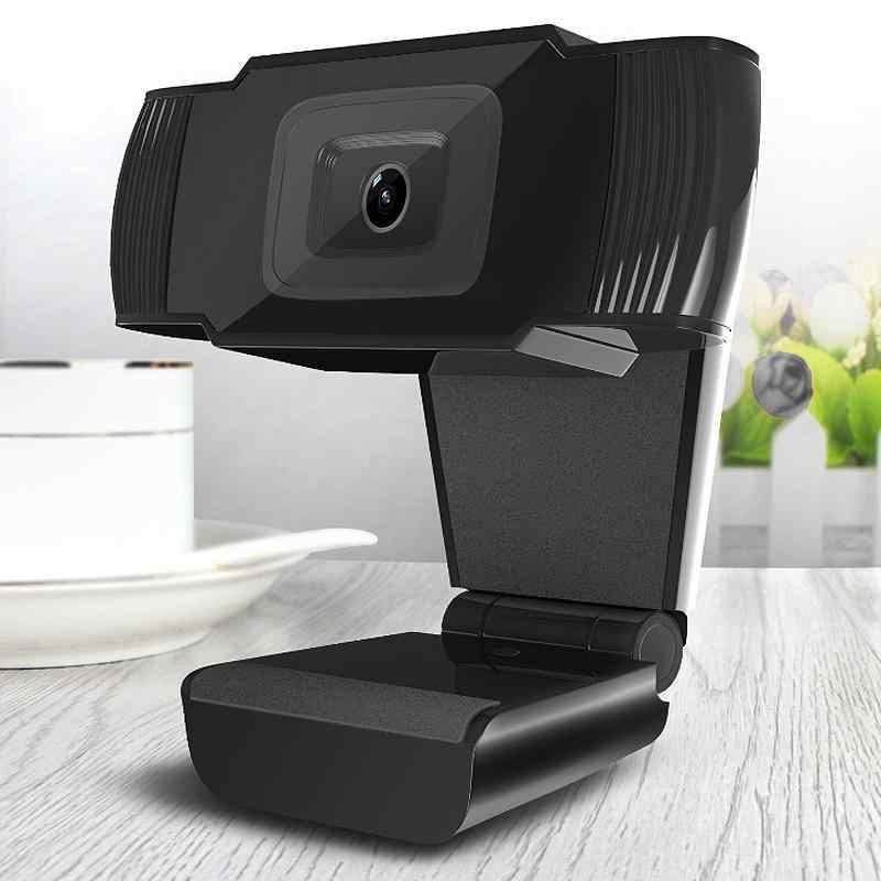 Веб-камера HD 480P веб-камера со встроенным HD микрофоном 2,0 МП USB вилка веб-камера видео для компьютера ПК ноутбука