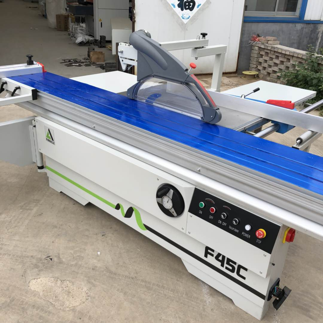 CE Certificate 3000mm Sliding Table Panel Saw With Scoring Saw Factory Price/sliding Table Panel Saw 6128 6130 6132 For Wood