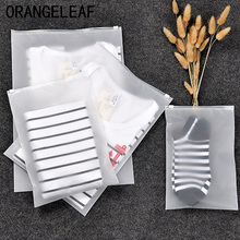 2019 New Transparent Cosmetic Packing Organizers Bag Travel Accessories Clothes Classified Bags Shoes Bags Multi Sizes недорого