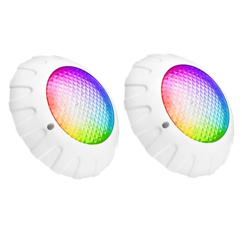 mudança de cor 12v piscina luz ip68