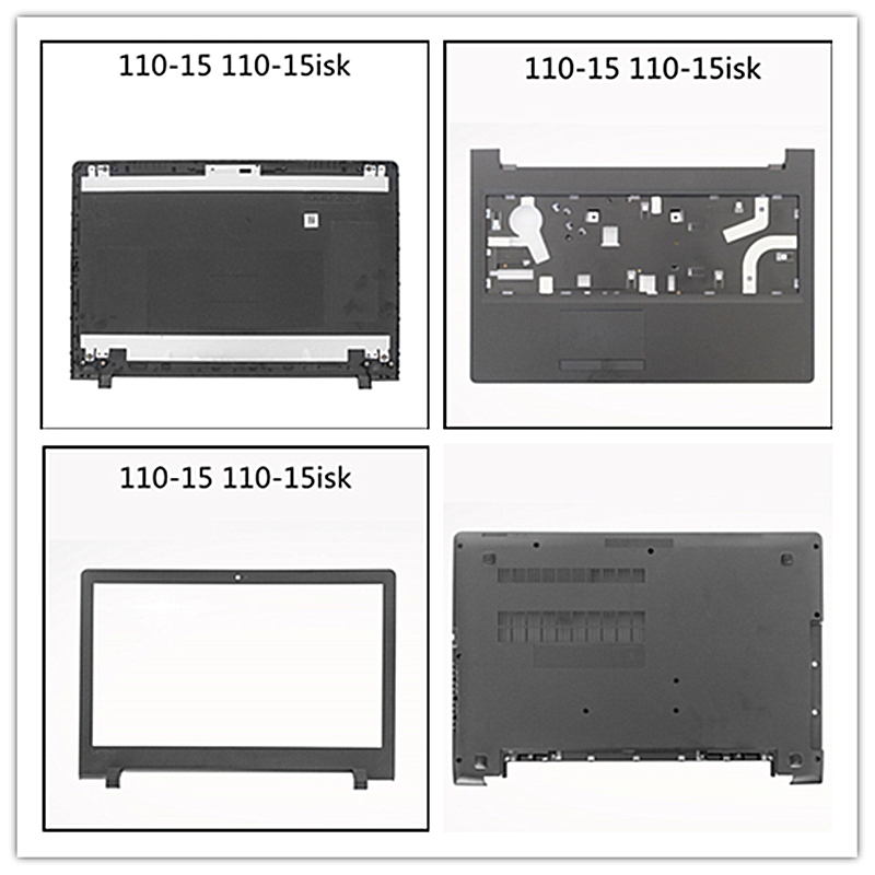 Cover Case Carcass For Lenovo Ideapad 110-15 110-15isk Palmrest Keyboard Cover Bottom Case Lower Cover Upper Cover Body