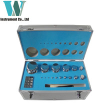 1mg-5kg E2 F1 F2 M1 Class Weighing Scale Calibration Weights