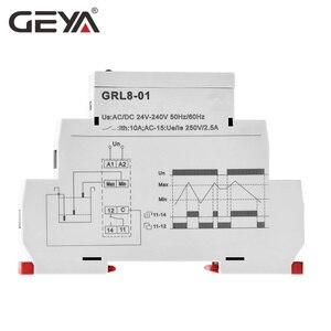 Image 4 - GEYA GRL8 Liquid Level Control Relay Electronic Liquid Level Controller 10A  AC/DC24V 240V