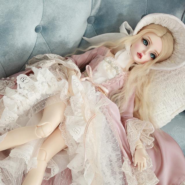 New arrival Minifee Liria BJD Dolls 1/4 bjd fairyland luts Body Jointed resin doll msd lillycat Toys for Girl Birthday Gift