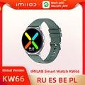 KW66 Смарт часы-браслет для мужчин для женщин Bluetooth 5,0 умный Браслет крови Давление сердечного ритма спортивный фитнес-трекер IP68 Водонепрониц...