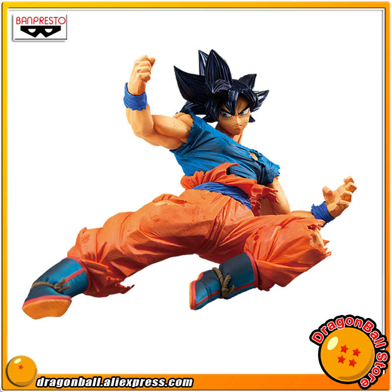 "Japão Anime ""Dragon Ball Super"" Son Goku BANPRESTO Originais FES!! figura Coleção vol.10-Son Goku Ultra Instinto (Cho)"