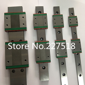 1 ud. MGW12 MGW15 100 350 400 500 600 800mm carril lineal miniatura deslizante 1 ud. MGW guía inear MGN carro para impresora 3D
