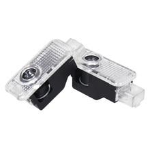 Porte Logo Lumières Projecteur LED Décoration Accessoires Pour Audi A1 A3 8P A4 B5 B6 B7 B8 A5 A6 C5 C6 C7 A7 A8 Q3 Q5 Q7 TT 8V R8 8L