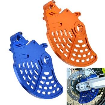 Cubierta protectora de Rotor de disco de freno trasero para motocicleta KTM...