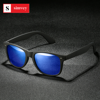 Classic Retro Polarized Wayfarer Sunglasses Men Designer Women Driving Square Sun Glasses UV400 TAC 1
