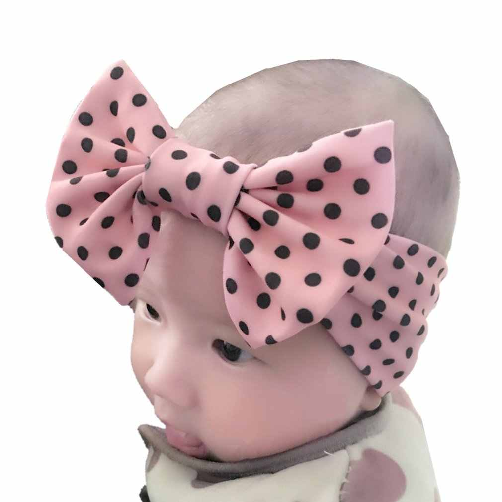 X-18013 nowe dziecko dzianiny szydełkowy top węzeł Elasticturban z pałąkiem na głowę dla dzieci chusta na głowę opaski do włosów uszy cieplej dziecko akcesoria opaska do włosów