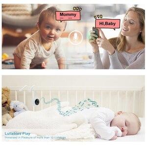 Image 4 - Wdskivi minicámara IP inalámbrica WiFi, WiFi, vigilancia de seguridad, aplicación cloudge, Monitor para bebés, detección de temperatura y humedad, 1080P