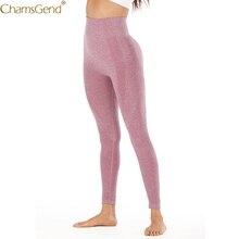 High Waisted Yoga Pants Gym Seamless Leggings Exercise Tights Women Pant Gym Leggings Fitness Yoga Running Sports Clothing    09
