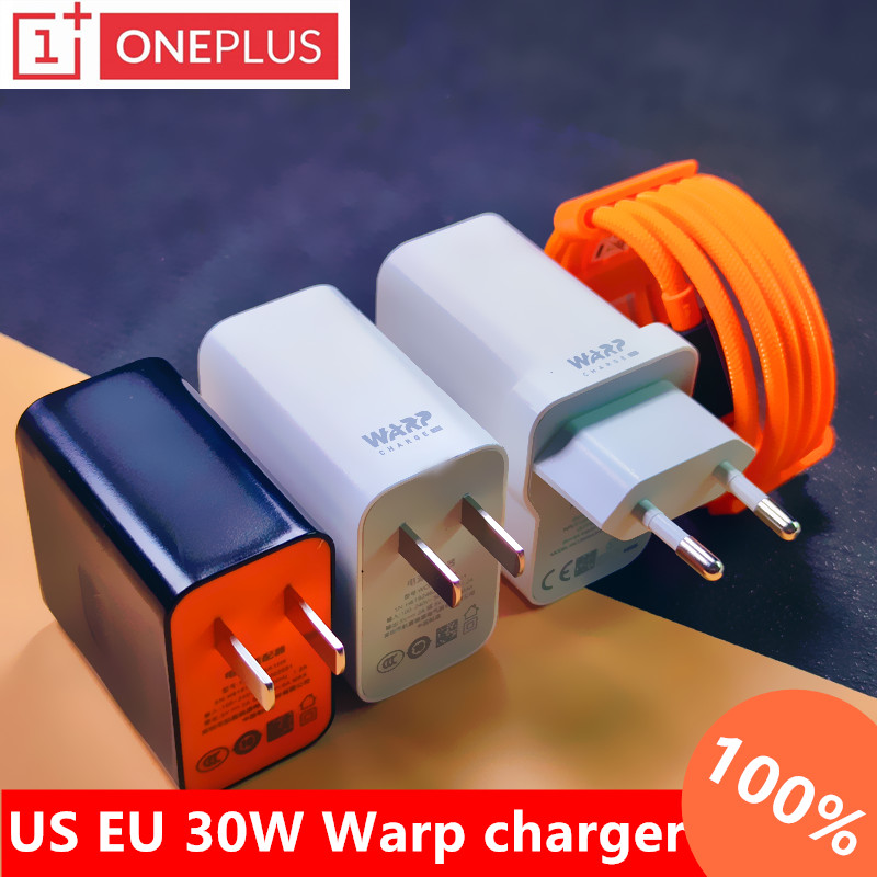 Original Oneplus <font><b>charger</b></font> <font><b>30W</b></font> 7t pro Mclaren Warp <font><b>charger</b></font> <font><b>USB</b></font> Dash power Adapter Type c cable For oneplus 6 6t 7 Pro 5 5t 3 3t image