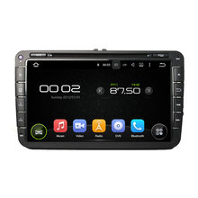 "Klyde 8 ""android 9.0 px6 carro multimídia player 6 núcleo para skoda octavia ii fabia excelente áudio do carro estéreo rádio 2 din dvd player(China)"