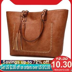 High Quality Casual Vintage Women Shoulder Bag PU Versatial Bags Fashion Female Handbags Large Capacity Messenger Tote Bags