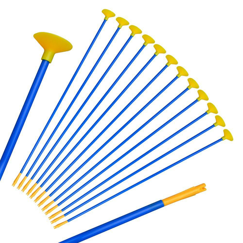 6Pcs Huntingdoor Archery Sucker Arrows Children Practice Hunting Arrows For Archery Game For Hunting Or Shooting Practicing