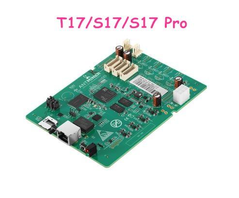 BITMAIN Antminer S17 S17 Pro T17 Dati Scheda Di Controllo Circuito circuito della Scheda Madre Sostituire Per Il Cattivo Antminer S17 S17 Pro T17 parte