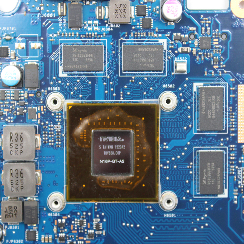 Original For ASUS GL552JX ZX50J GL552J GL552 laptop motherboard MB REV:2.0 I7-4720HQ GTX950M/2G 100% fully Tested 5