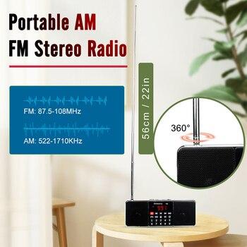 Радиоприемник RETEKESS TR602 AM/FM Bluetooth MP3 2