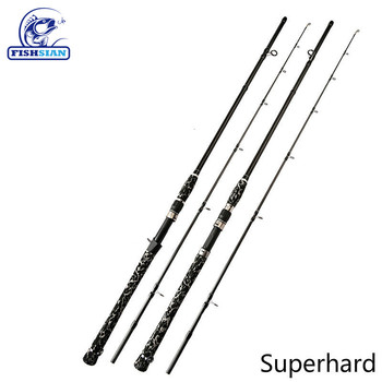 Carbon Fishing Rod Spinning Casting Lure Rods Canne A Peche Carbonne Strong Lei Qiang Rod XH Canna Da Pesca Varas De Pesca