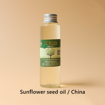 High quality sunflower seed oil China, skin moisturizing, antioxidant anti-aging,whitening, acne treatment, improve skin allergy grape seed oil refined antioxidant skin protection beauty weight loss superior quality pure natura