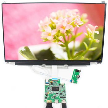 цена на 13.3inch 13.3 N133HSE 1920X1080 IPS LCD Screen work with HDMI TYPE-C LCD Controller Board