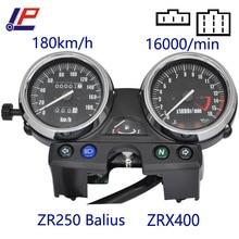 Мотоцикл измерительные приборы кластер Спидометр Тахометр одометр инструмент в сборе для KAWASAKI ZR250 Balius ZRX400 ZRX750 ZRX1100
