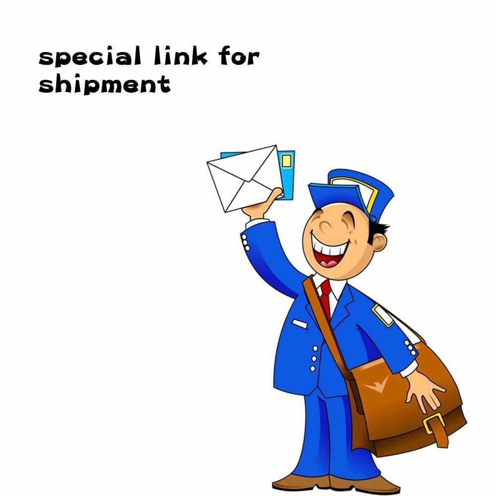 Enlace especial para el envío