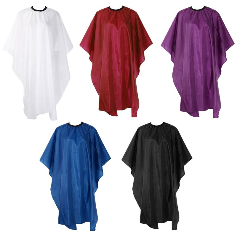 Nylon Hairdressing Cloth Cut Cape Haircutting Waterproof Hair Styling Cap Salon