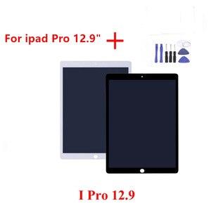 1 sztuk 100% testowane dla iPad Pro 12.9 calowy wyświetlacz LCD montaż digitizera ekranu dotykowego dla iPad Pro 12.9