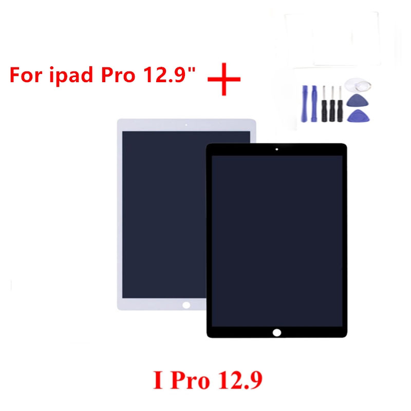 1Pcs 100% Tested For IPad Pro 12.9 Inch LCD Display Touch Screen Digitizer Assembly For IPad Pro 12.9