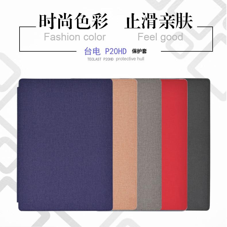 Новинка 10,1, чехол из искусственной кожи для Teclast P20HD Tablet PC, деловой защитный чехол для Teclast M40 Tablet PC и 4 подарка
