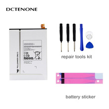 DCTENONE Replacement Samsung Battery For Galaxy Tab S2 8.0 T710 T715 T715C SM T713N T719C EB-BT710ABE 4000mAh