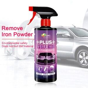 Image 1 - 500ml Spray antiruggine per mozzo ruota Auto e vernice convertitore rimozione ruggine detergente automatico cura strumenti di dettaglio accessori