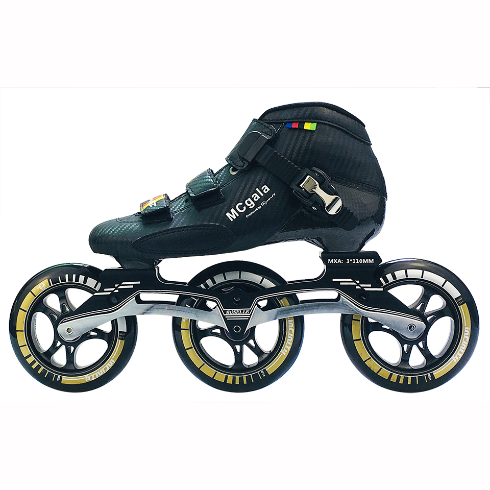 JAPY Professional Speed Inline <font><b>Skates</b></font> Co