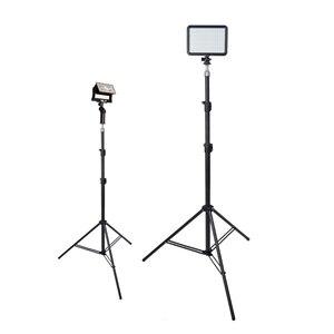 Image 4 - 45cm 75cm 110cm 170cm 190cm 200cm Light Stand for photo Studio Flashing softbox ring light Godox lighting Metal Tripod