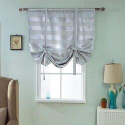 Rzymskie rolety Best Home Decoration 100% poliester Solid color wysokość zasłony zaciemniające na pokój dziecięcy Windows 117x160cm|Zasłony|   -