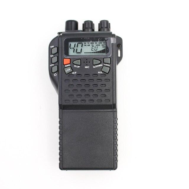 Nanfone CB 270 Walkie Talkie con lesposizione di LCD 40 Canali CB Radio Portatile Portatile CB270 26.565 27.99125MHz