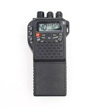 Rádio portátil handheld cb270 270 26.565 mhz de nanfone cb 27.99125 walkie talkie com diaplay do lcd 40 canais