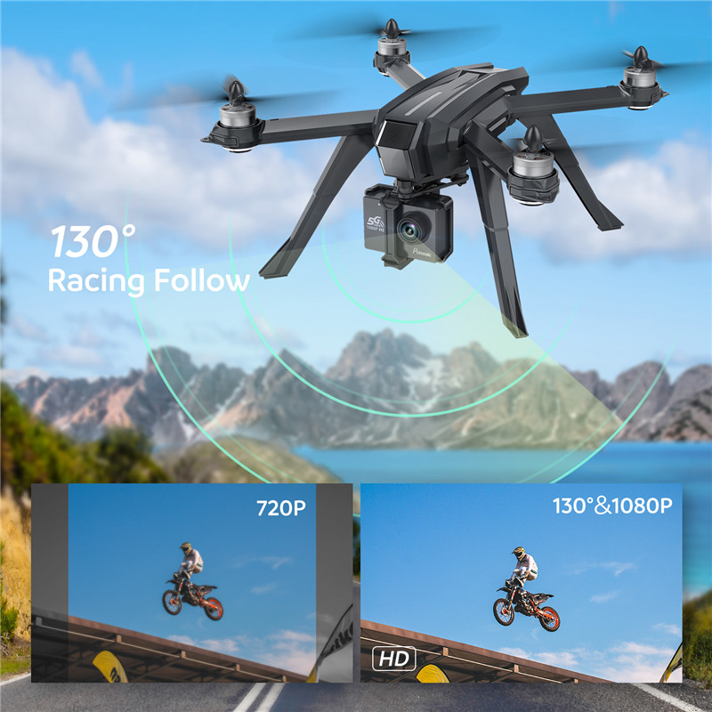 Professional GPS Drone Potensic D85 Drones Quadcopters Brushless follow me Mode Remote Control RC Helicopter Toys Gifts