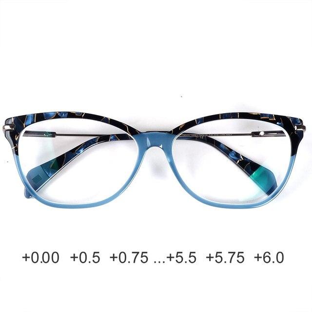 Óculos de leitura de grandes dimensões