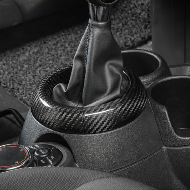 3PCS Car Steering Wheel Cover Kit For Mini Cooper F54 F55 F56 F57 F60 2014-2018
